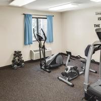 Super 8 Manhattan KS Fitness Center