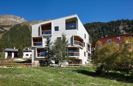 Alpine Lodge Chesa Plattner