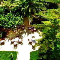 Achillion Palace Hotel Garden