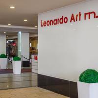 Leonardo Art Tel Aviv Interior Entrance