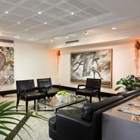 Leonardo Art Tel Aviv Lobby Sitting Area