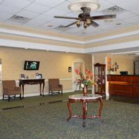 Altamonte Hotel and Suites Interior Entrance