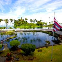 Hilo Seaside Hotel Property Grounds