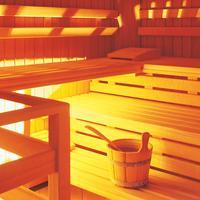 Hotel Cristallo Sauna