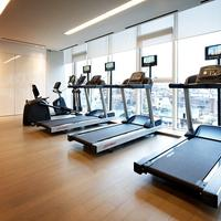 Shilla Stay Jeju Fitness Studio