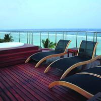 Airport Beach Hotel Terrace