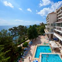Remisens Hotel Excelsior Set of swimming pools near the Adriatic coast