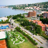 Remisens Premium Hotel Metropol Aerial View