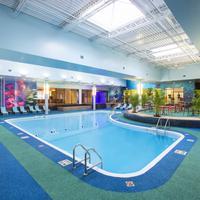 Sheraton At The Falls Hotel, Niagara Falls, Ny Indoor Pool