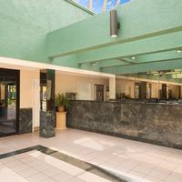 Days Inn Panama City Beach/Ocean Front Lobby