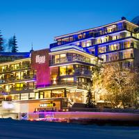 Hotel Fliana Hotel Front - Evening/Night