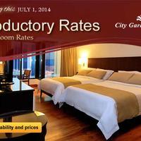City Garden Grand Hotel Guestroom