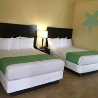 Island Hotel Port Aransas Guestroom