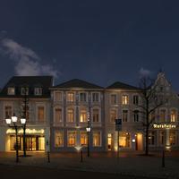 Hotel am Fischmarkt Hotel Front - Evening/Night