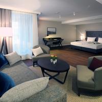 Hotel am Fischmarkt Living Area