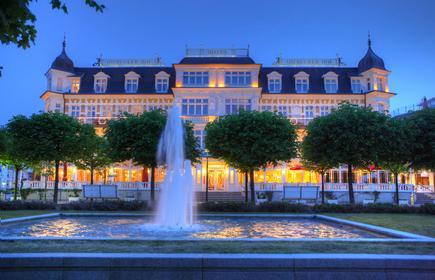 Seetelhotel Ahlbecker Hof