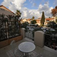 Templers Boutique Hotel Room's Balcony