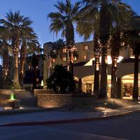 Renaissance Palm Springs Hotel Exterior
