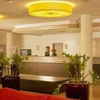 H+ Hotel Leipzig - Halle Reception