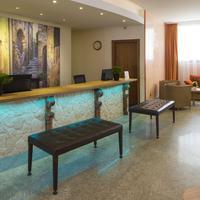 Ramada Hotel Arcadia Locarno Lobby