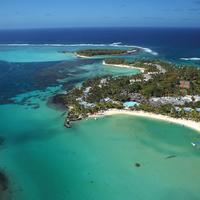 Shandrani Beachcomber Aerial View
