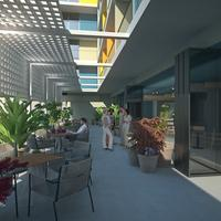 Aqua Hotel Silhouette & Spa - Adults Only Interior Entrance