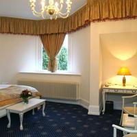 Schloss Hotel Wolfsbrunnen Living Area