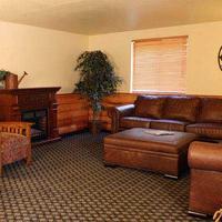 Fairbridge Inn & Suites Sandpoint Lobby