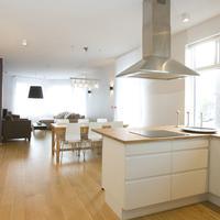 Hotel Odinsve In-Room Kitchen
