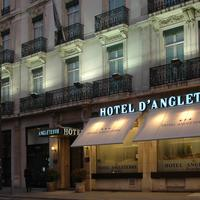 Hotel d'Angleterre Grenoble Hyper-Centre Exterior