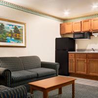Ramada Kent Seattle Area King Suite
