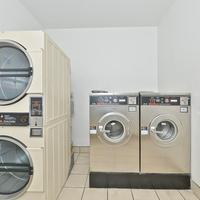 Ramada Kent Seattle Area Laundry Room