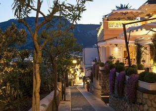 Capri Tiberio Palace