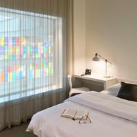 Trafo Hotel Guestroom