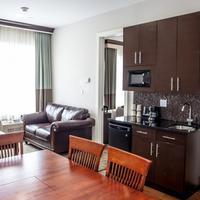 Condor Hotel Living Area