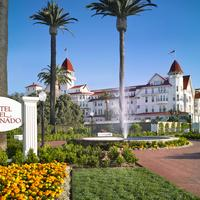 Hotel Del Coronado Property Grounds