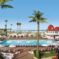 Hotel Del Coronado Outdoor Pool