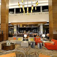 San Diego Marriott La Jolla Lobby
