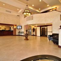 Best Western Plus Anaheim Orange County Hotel Lobby Front Desk