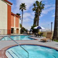 Best Western Plus Anaheim Orange County Hotel Pool Hot Tub