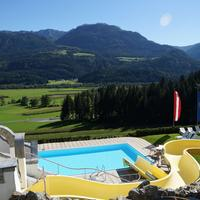 Hotel Glocknerhof Outdoor Pool