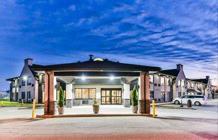 Comfort Inn Aeroport