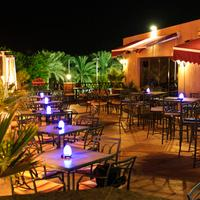 Danat Al Ain Resort Terrace/Patio