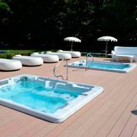 Park Hotel Villa Giustinian Outdoor Spa Tub