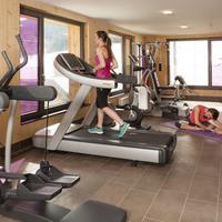 Explorer Hotel Berchtesgaden Fitness Facility