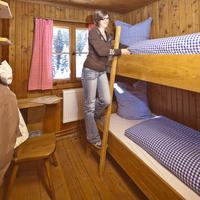 Wannenkopfhütte Guestroom