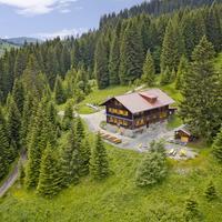 Wannenkopfhütte Exterior