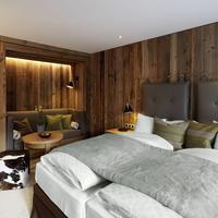 Löwen Hotel Montafon Guestroom