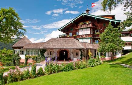 Tennerhof Gourmet & Spa de Charme Hotel - Relais & Châteaux