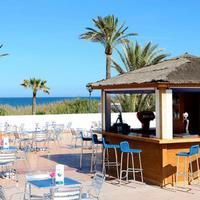 Hotel Playas de Guardamar Poolside Bar